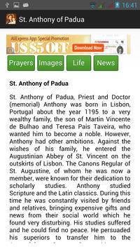 St. Anthony of Padua screenshot 2
