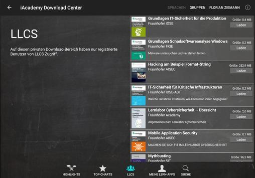 iAcademy Lernlabor Cybersicherheit screenshot 4