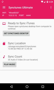 Sync iTunes to android Free