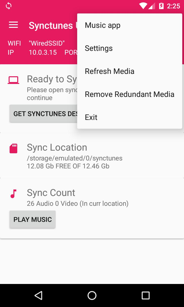 Sync iTunes to android Free for Android - APK Download