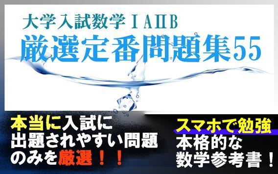 厳選定番問題集55 poster