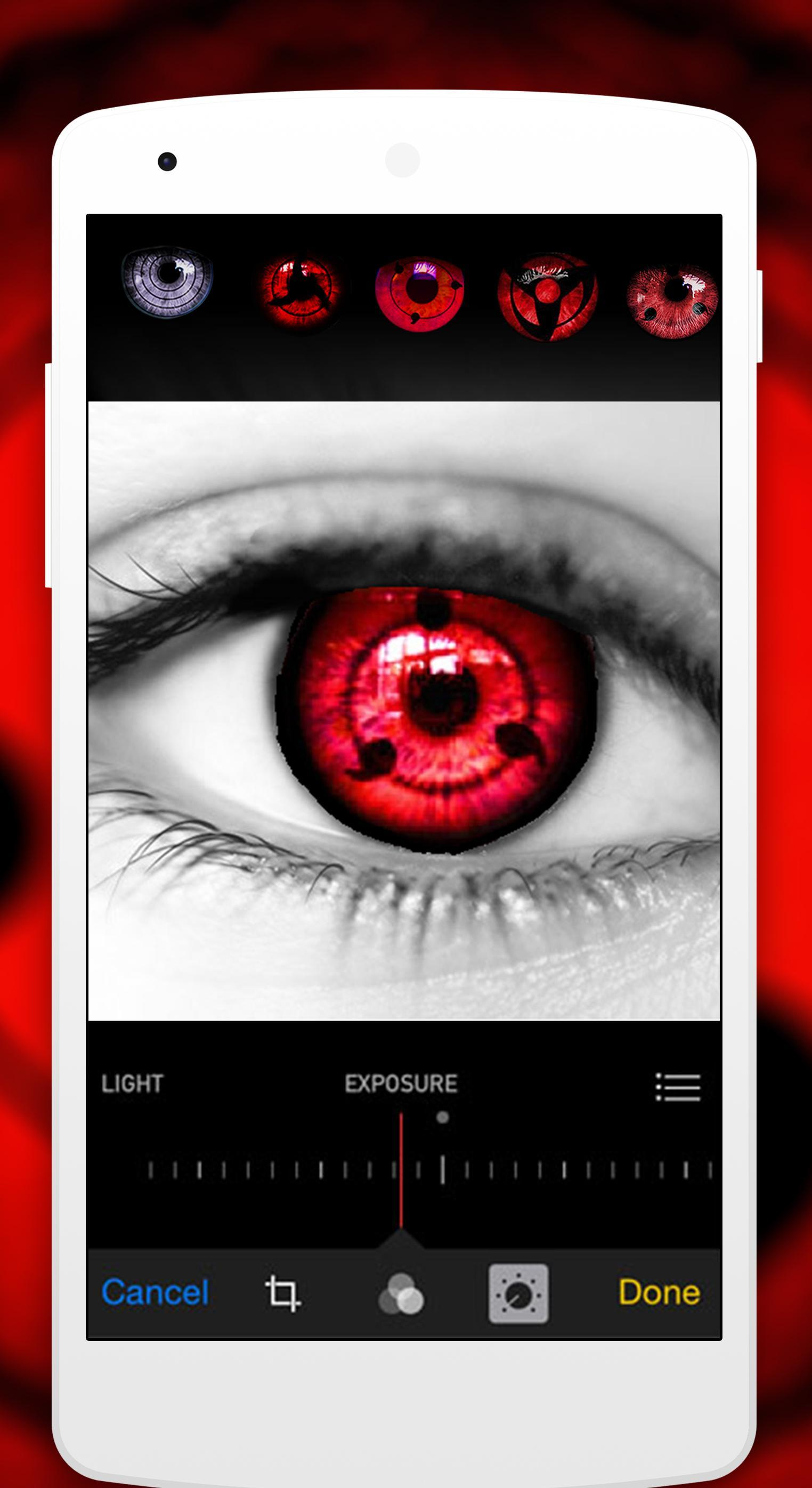 Sasuke Rinnegan Sharingan Eyes For Android Apk Download