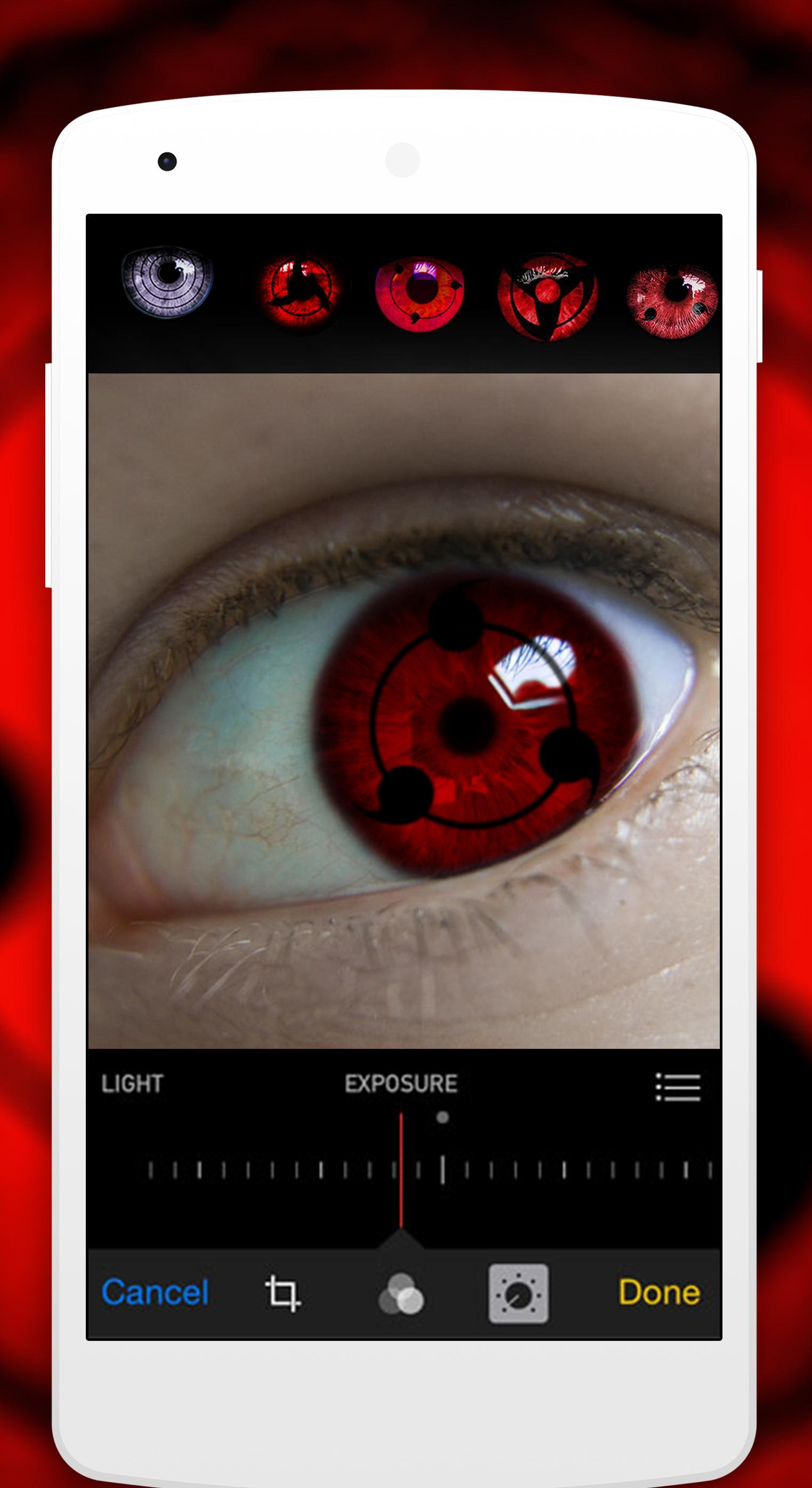 Sasuke Rinnegan Sharingan Eyes For Android Apk Download