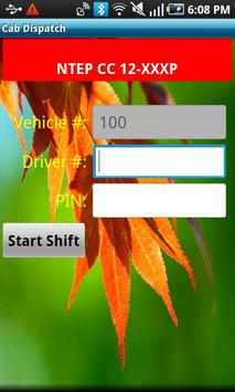 YellowCabMemphis - Driver screenshot 1