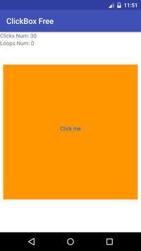 ClickBox Free screenshot 1