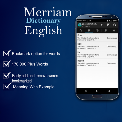 merriam webster dictionary for android free download apk