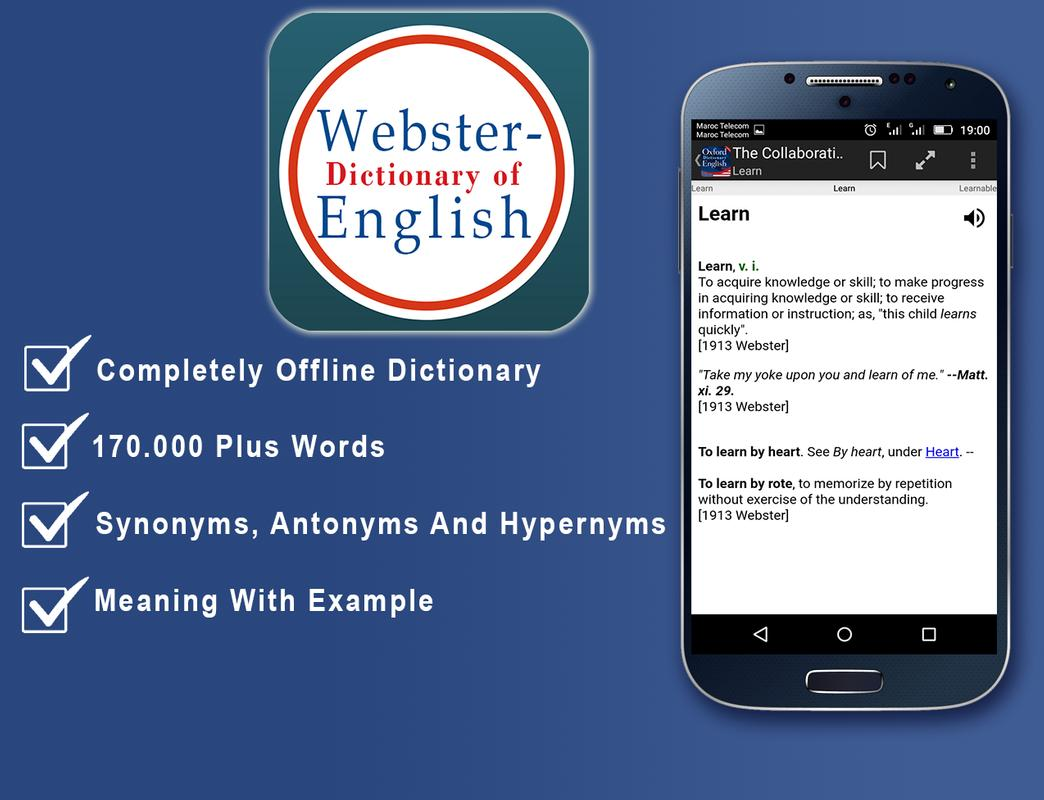 free merriam webster dictionary for android