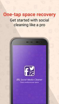 ITL Social Media Cleaner poster