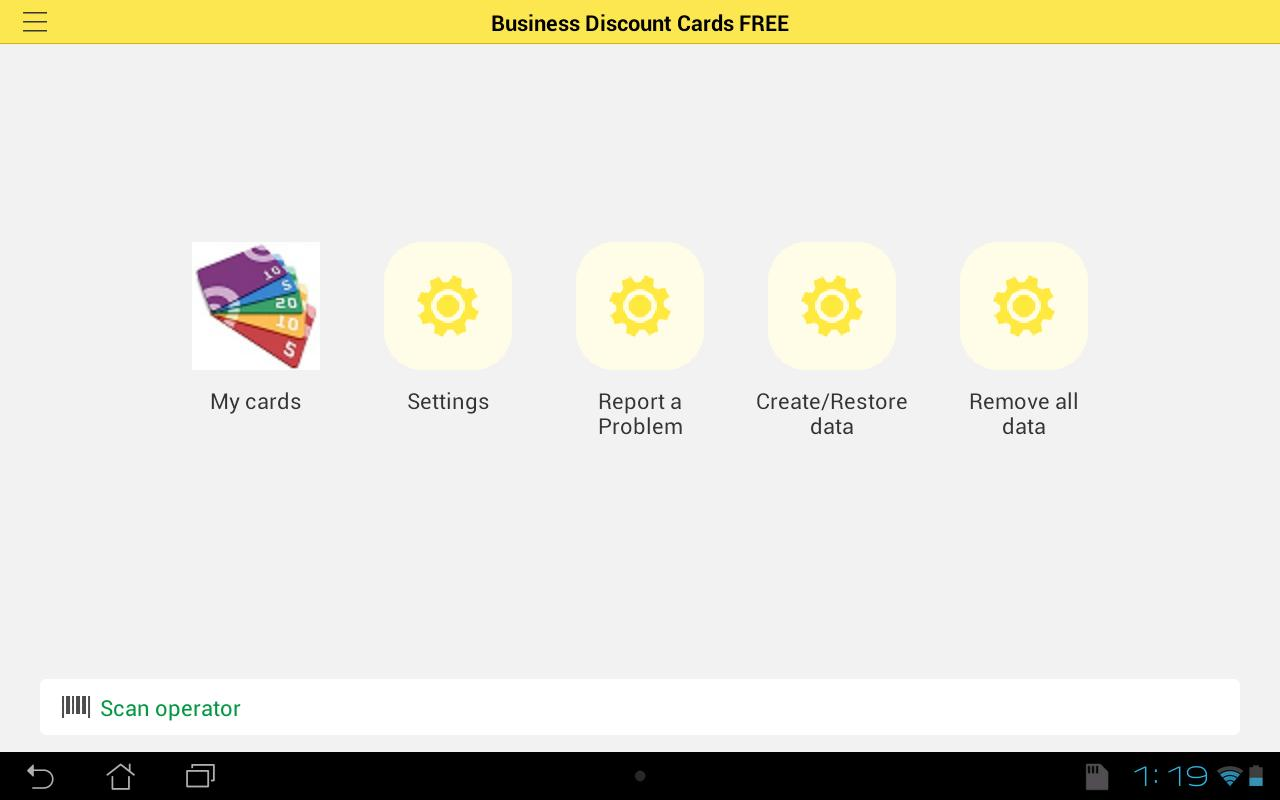 Business Discount Cards Fr APK Download - Free Shopping APP for ...