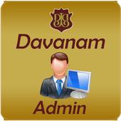 Davanam Admin icon