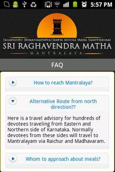 SRI RAGHAVENDRA MATHA screenshot 6