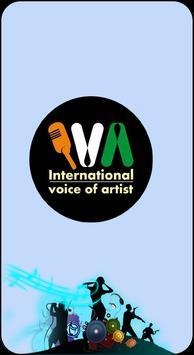 IVA Radio poster