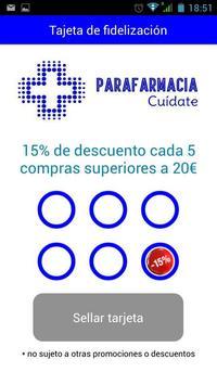 Parafarmacia Cuídate screenshot 1