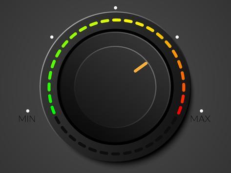 volume booster equalizer screenshot 1