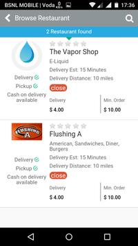 Delivery on Demand apk screenshot