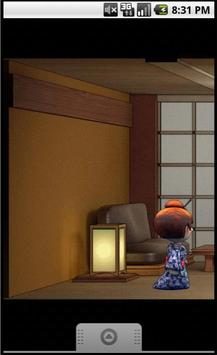 Geisha live wallpaper screenshot 1