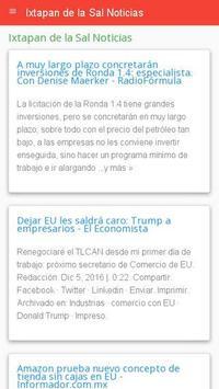Noticias Ixtapan de la Sal apk screenshot