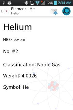 Atomic Dictionary apk screenshot
