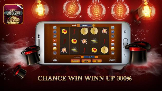 Joy Slot Machines screenshot 1