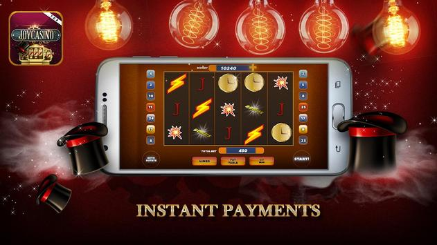 Joy Slot Machines screenshot 2