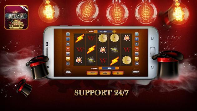 Joy Slot Machines screenshot 3