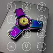 Fidget Spinners Lock Screen icon