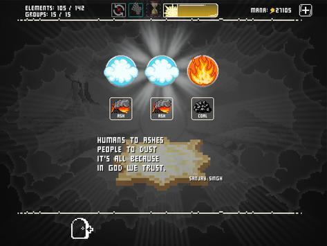 Doodle God: 8-bit Mania Free screenshot 8
