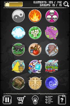 Doodle God: 8-bit Mania Free screenshot 1