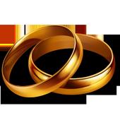 Michele and João's wedding icon