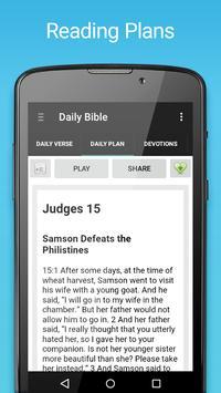 Daily Bible apk screenshot