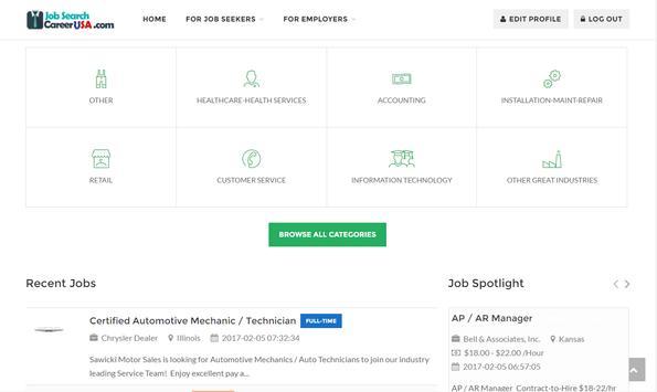Job Search Career USA screenshot 14