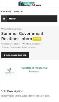 Job Search Career USA screenshot 1