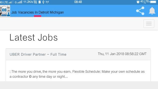 Job Adverts screenshot 3