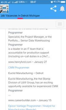 Job Adverts screenshot 2