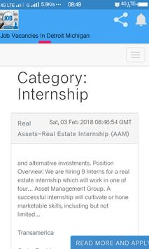 Job Adverts screenshot 4