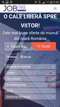 jobfree screenshot 1