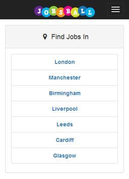 Jobsball Jobs screenshot 5