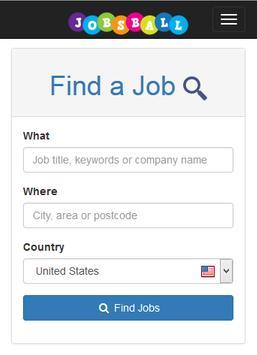 Jobsball Jobs screenshot 8