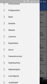 Job Vacancies In UAE - Dubai apk screenshot
