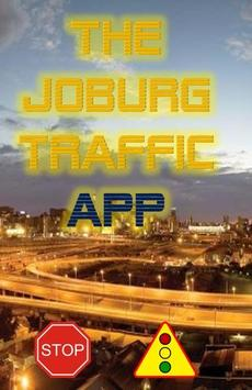 Joburg Traffic App poster