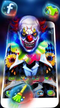 Tema Joker Clown keren poster