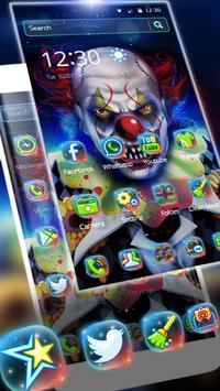 Tema Joker Clown keren screenshot 2