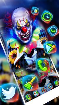 Tema Joker Clown keren screenshot 5