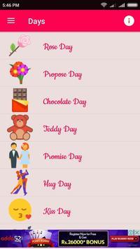 Happy Valentines Day App &  Free Gift Ideas - Jodi screenshot 3