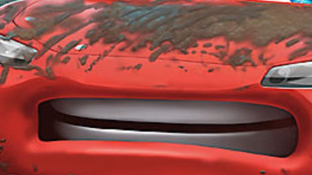 Tips' Cars - Fast as Lightning poster