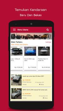 OTOPLUS : Bursa Otomotif apk screenshot