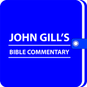 John Gill Bible Commentary icon