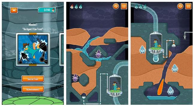 Guide Where's My Perry New apk screenshot