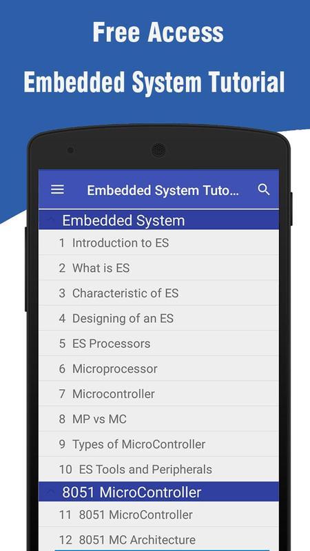 Embeded system tutorial.