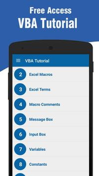 Excel VBA Tutorial for Android - APK Download